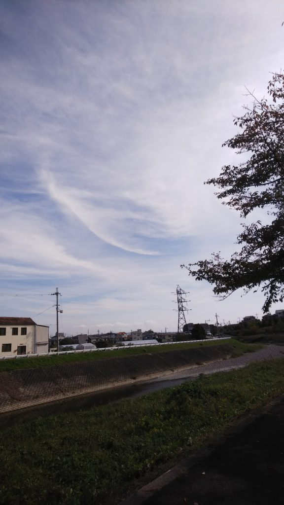 BBQ2018 秋の空